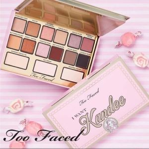 Too Faced Kandee Johnson Palette